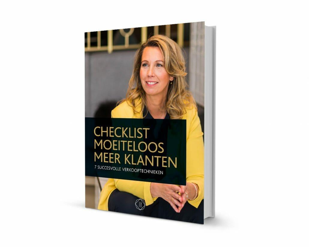Checklist Moeiteloos Meer Klanten